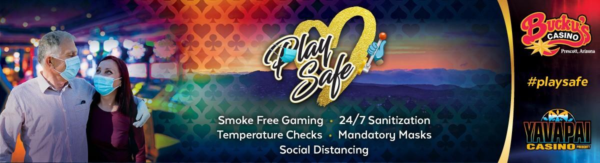 Play Safe Bucky's Casino